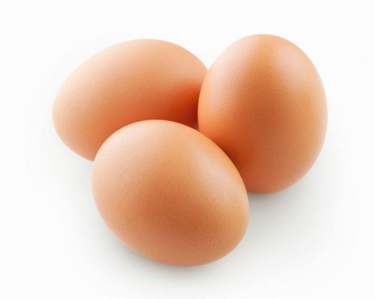 Yumurtaları buzdolabı kapağına koymayın!