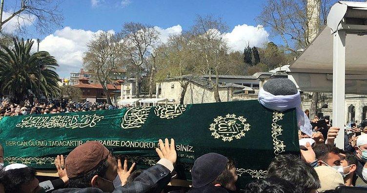 Hüsnü Bayramoğlu son yolculuğuna binlerce kişi tarafından uğurlandı