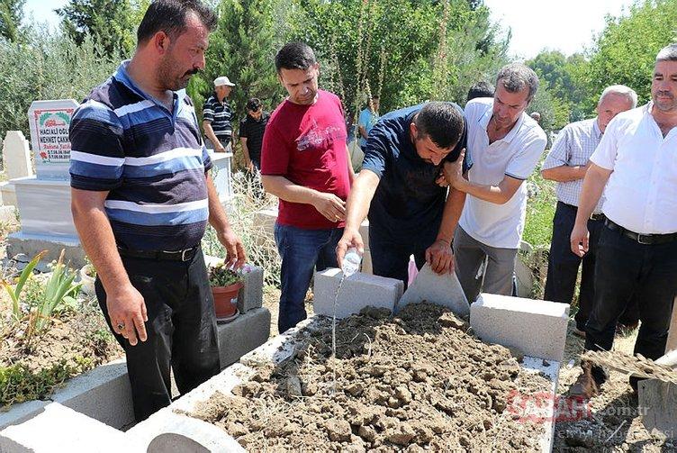 Hatay'da ölü bulunan Ufuk Tatar'ın otopsi raporu açıklandı: 4 gün yaşam savaşı vermiş!
