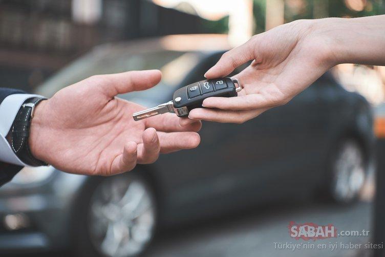 En ucuz ikinci el otomobil fiyatları! 100 bin lira altı sahibinden 2019 ikinci el araç modelleri