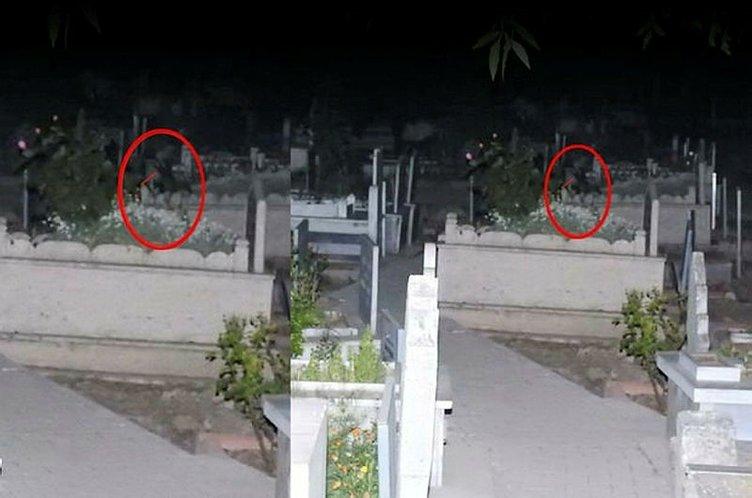 Son dakika! Çorum'daki mezarlıkta gizemli kızla konuşan görevliden flaş açıklama