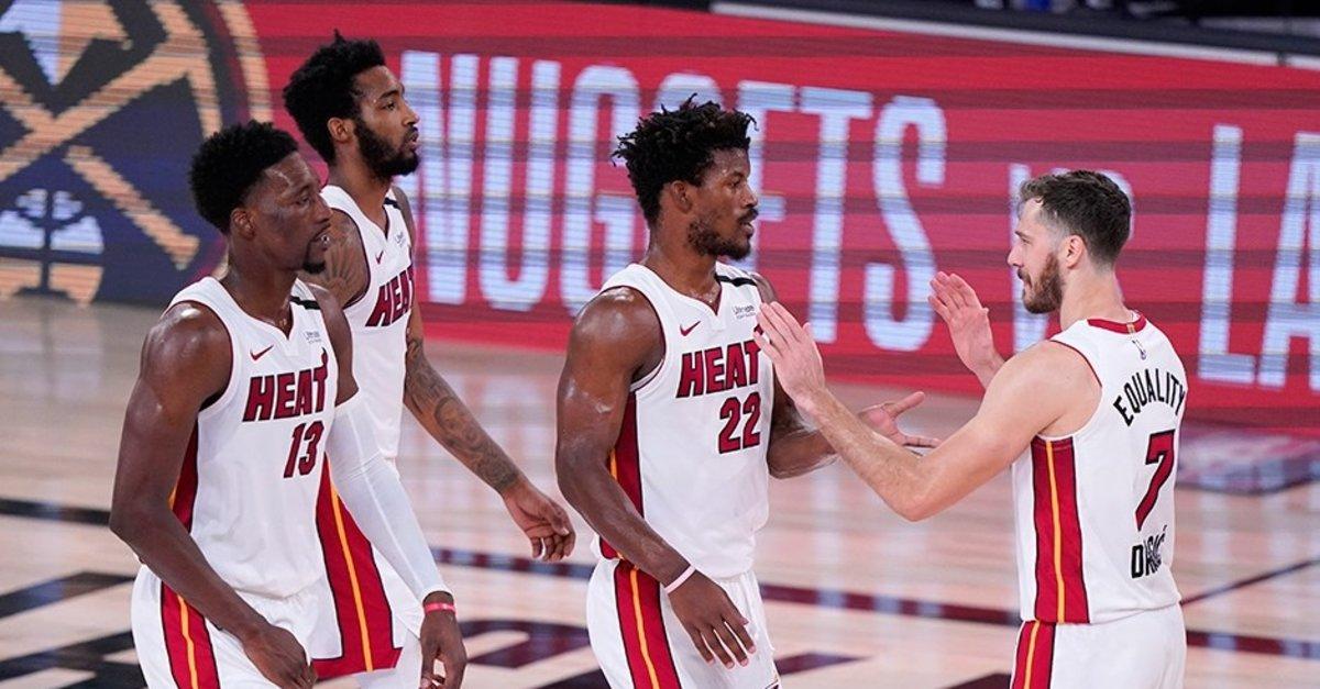 Celtics - Heat serisinde durum 2-0! Boston Celtics 0-2 Miami Heat - Spor  Haberleri
