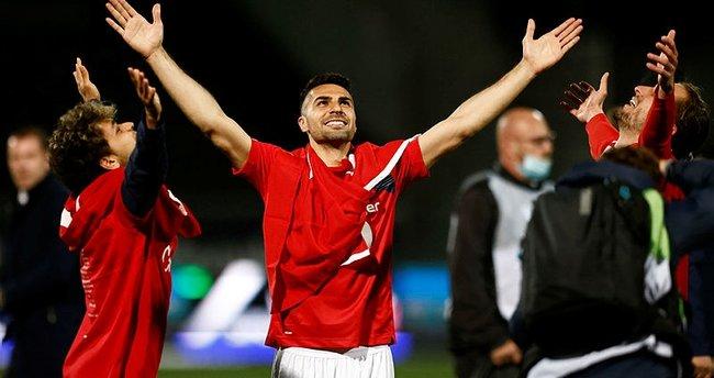Son dakika: Dünya devi Inter EURO 2020'nin ilk maçında milli futbolcumuz Zeki Çelik'i izleyecek!