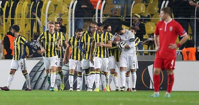 Fenerbahçe'nin performansı göz dolduruyor