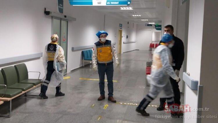 Son dakika haberi: O ilde korkutan coronavirus gelişmesi! 12 kişi koronavirüs şüpheyle hastaneye kaldırıldı…