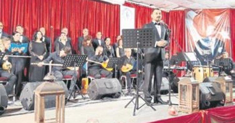 Çeşme'yi Türk Halk Müziği ısıttı
