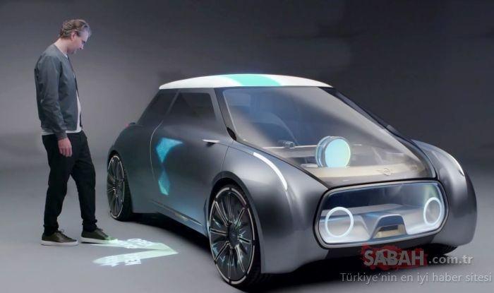 Geleceğin otomobilleriyle tanışın!