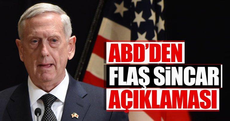 ABD Savunma Bakanı Mattis'ten şaşırtan açıklama