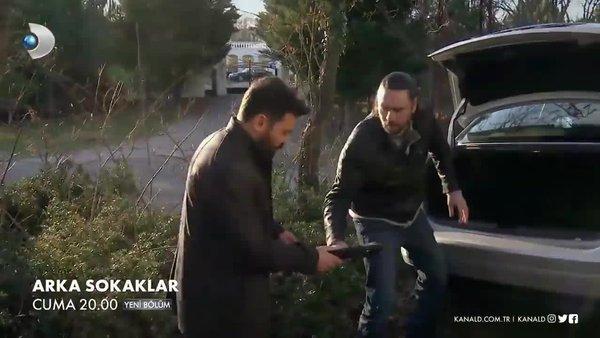 Arka Sokaklar 547. son bölümden ikinci fragman yayınlandı | Video