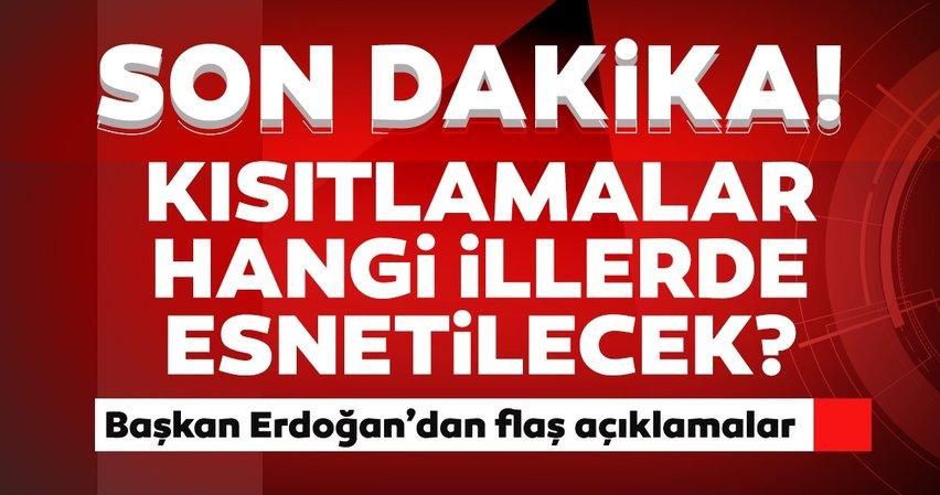 Başkan Erdoğan'dan Cuma namazı çıkışında flaş mesajlar