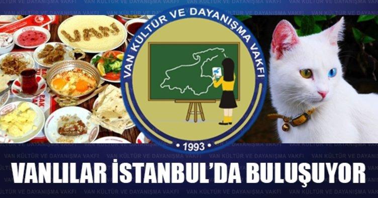 Vanlılar İstanbul'da buluşacak