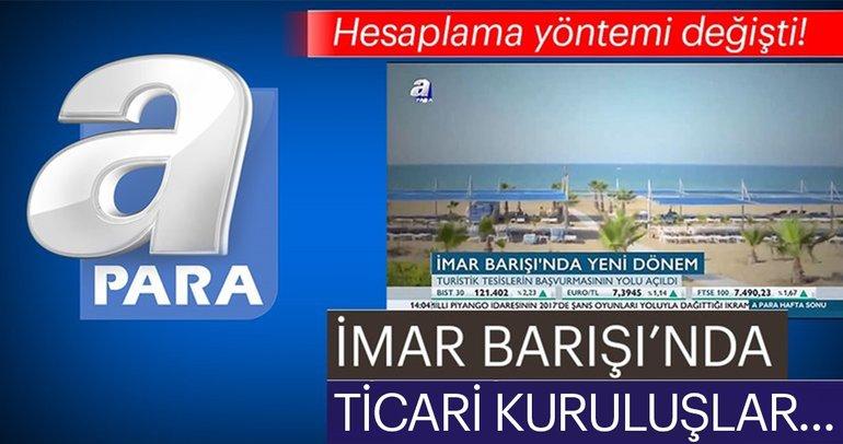 İmar Barışı'nda yeni dönem: Turistik tesislerin başvurmasının yolu açıldı!