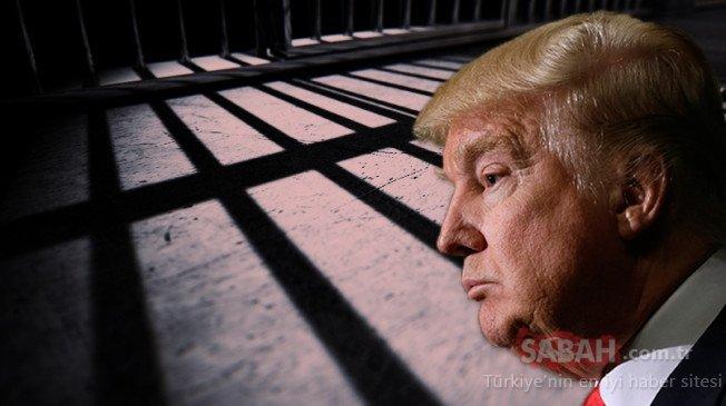 Trump'ın başı belada