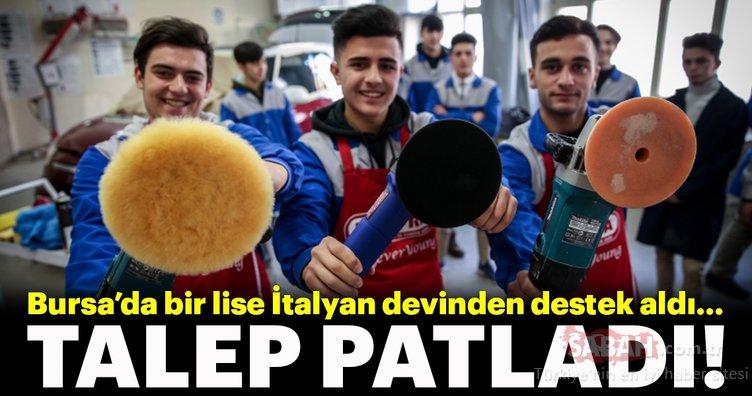 İtalyan devinden destek aldılar talebe yetişemiyorlar!