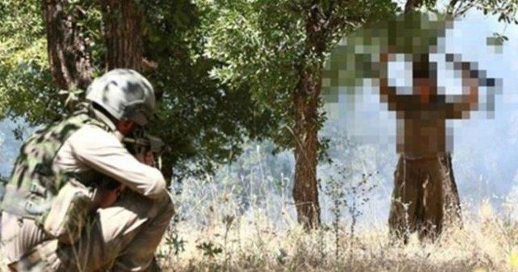 Son dakika: içişleri Bakanlığı açıkladı! PKK'lı bir terörist teslim oldu