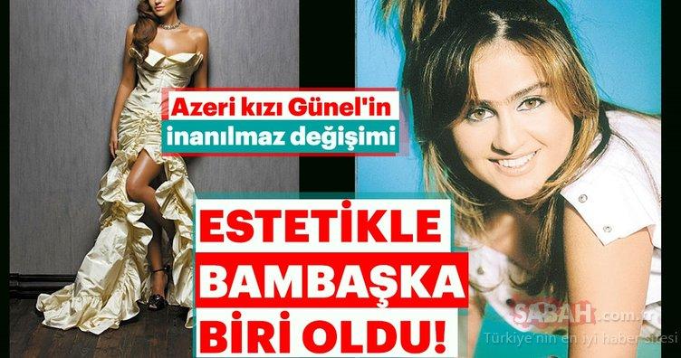 Azeri kızı Günel'in yıllar içerisindeki değişimi inanılmaz!