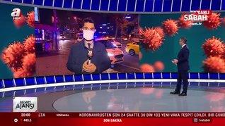 Sokak kısıtlaması başladı! İstanbul ve Ankara'dan ilk görüntüler