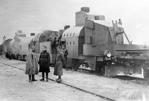 Birinci Dünya Savaşı'nın silah ve teknolojileri