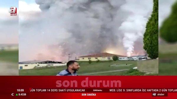 Son dakika! Sakarya'da havai fişek fabrikasındaki patlamaya ilişkin 7 şüpheli hakkında iddianame   Video