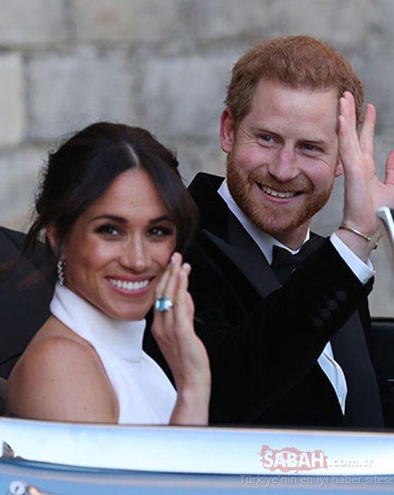 Kraliyet gelini Meghan Markle'ın eski eşinden boşanma sebebi ortaya çıktı