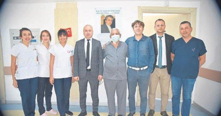 Organ bağış Mahmut Başhan'ı hayata bağladı