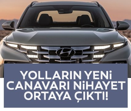 Hyundai Santa Cruz ortaya çıktı! Hyundai pick-up aracını resmen tanıttı!