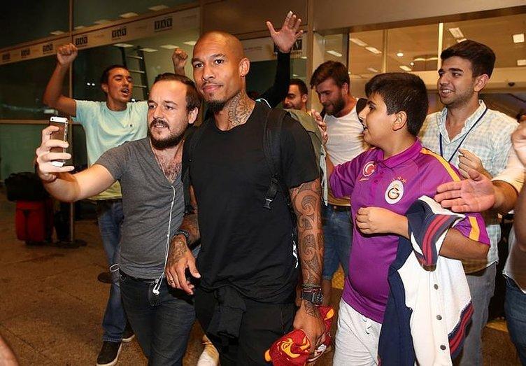De Jong: Galatasaray'dan başka bir takım tutamazdım