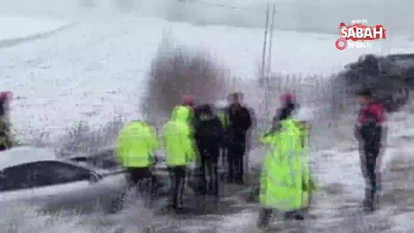 Son dakika: Çorum'da trafik kazası: 1 ölü | Video