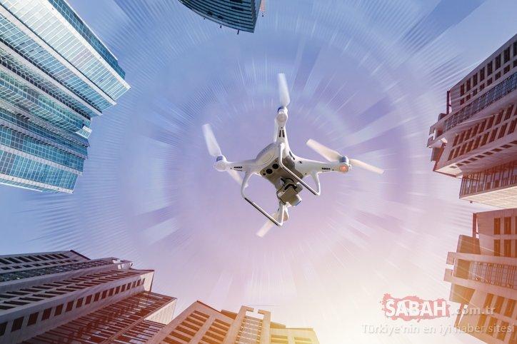 2050'de yaklaşık 100 bin yolcu drone ile taşınacak