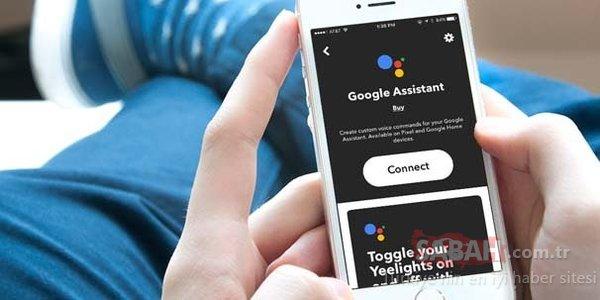 iPhone ve iPad'ler için Google Asistan'a Türkçe dil desteği geldi!