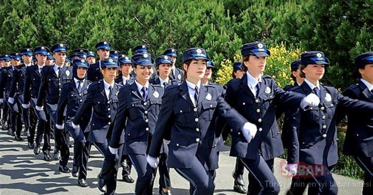 PMYO Polis alımı ne zaman? PA 2020 TYT puanı ile polis alımı başvuru şartları nelerdir?