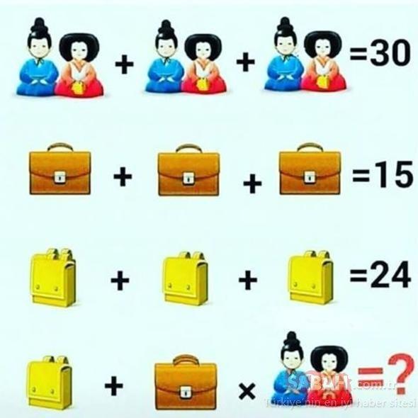 Cevabı hiç kolay değil! (Marketteki hırsız kim?)