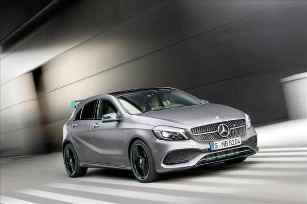 Mercedes A serisi makyajlandı