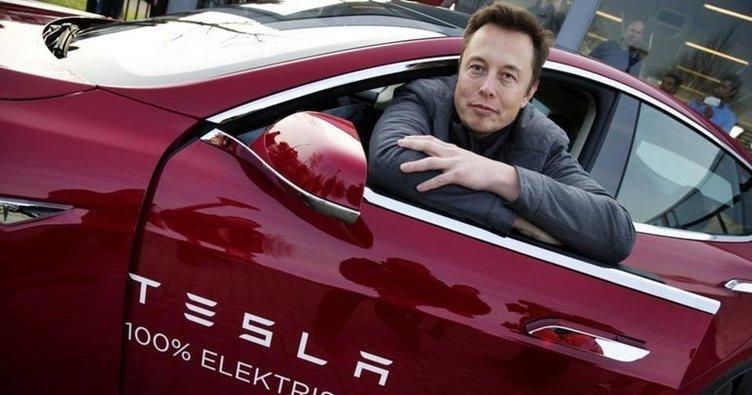 Tesla'da Elon Musk operasyonu