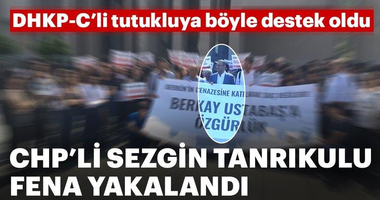 Son Dakika: CHP'li Sezgin Tanrıkulu fena yakalandı!