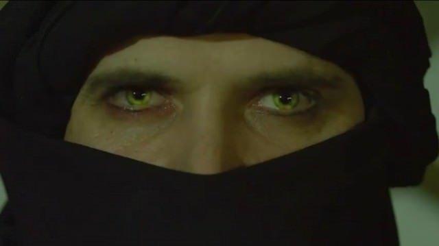 el-CİN filminden kareler