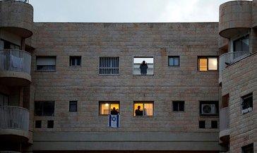 İsrail'de Koronavirüs nedeniyle sokağa çıkma yasağı!