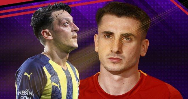 Kerem Aktürkoğlu'na Lyon'dan şok teklif! Transferde Mesut Özil detayı...