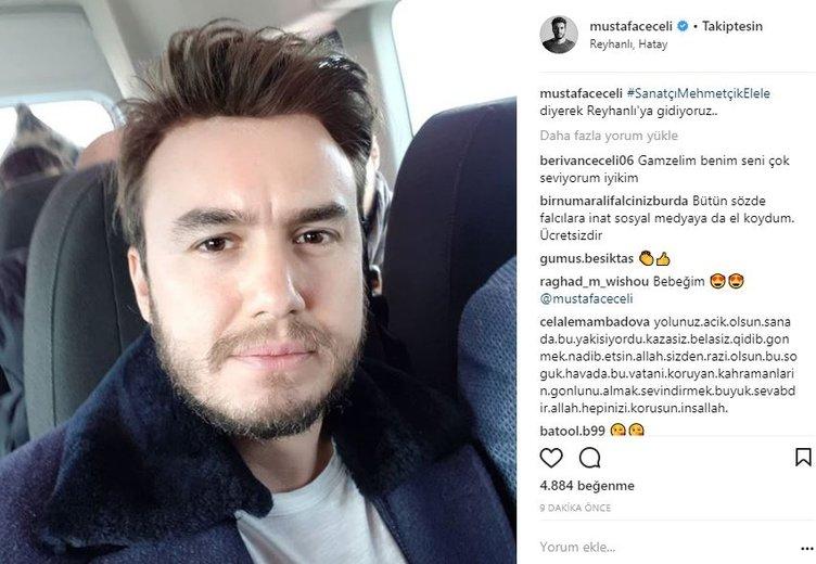 Ünlülerin Instagram paylaşımları (15.02.2018)
