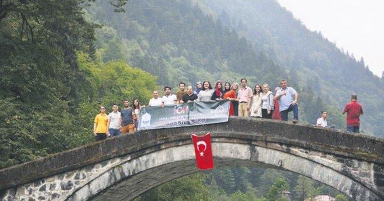 İdeal Gençlik'ten Karadeniz çıkarması