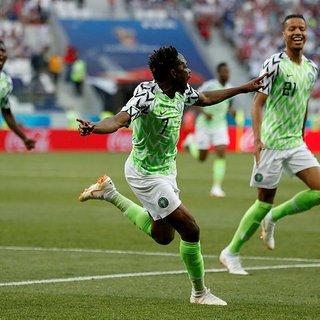 Ahmed Musa yıldızlaştı, Nijerya İzlanda'yı geçti
