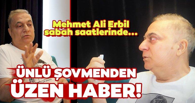 Son dakika haberi: Ünlü şovmen Mehmet Ali Erbil yoğun bakıma kaldırıldı! Mehmet Ali Erbil'in sağlık durumu nasıl?