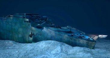 Titanik kehaneti herkesi şok etti
