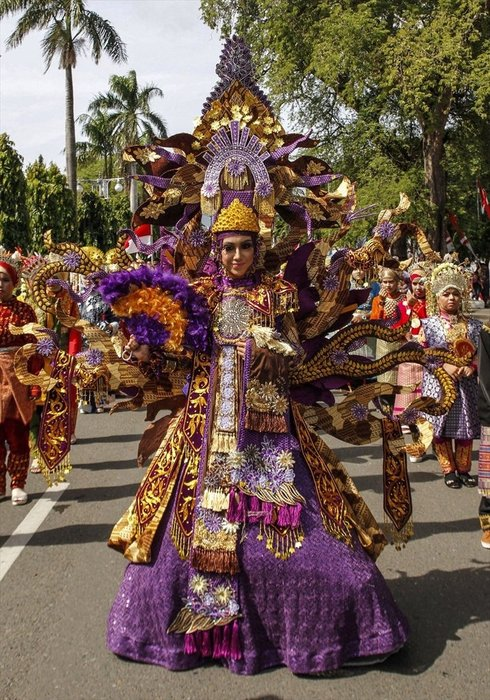 Endonezya'da bağımsızlık kutlamaları