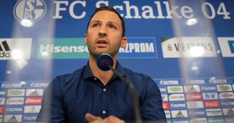 Schalke 04'te Domenico Tedesco dönemi sona erdi