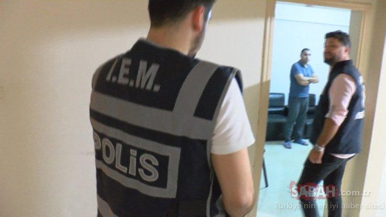 İnternet kafede suçüstü yakalandılar! Esenyurt'ta yasa dışı bahis baskını!