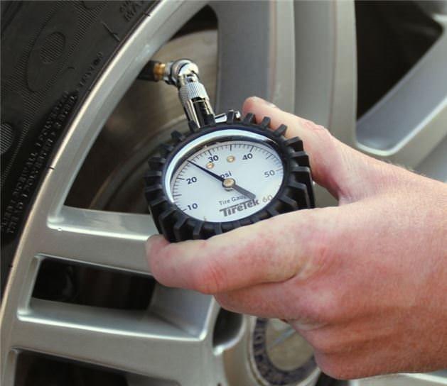 Otomobil tekeri değiştirmek artık çok kolay!
