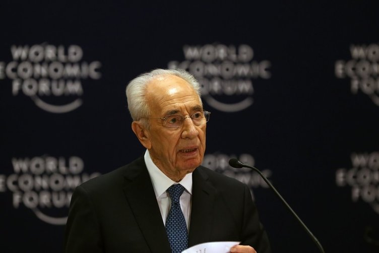 10 soruda Şimon Peres