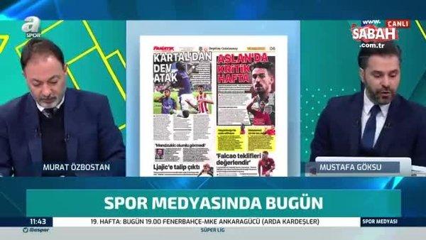 Murat Özbostan: Onyekuru da İrfan da Galatasaray forması giyecek