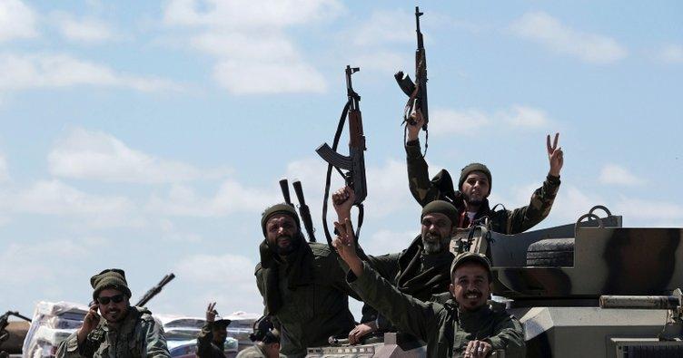 Libya'da şiddetli çatışma: 21 kişi hayatını kaybetti